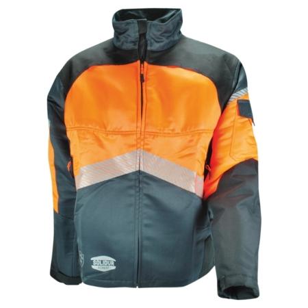 SOLIDUR Vágásbiztos kabát